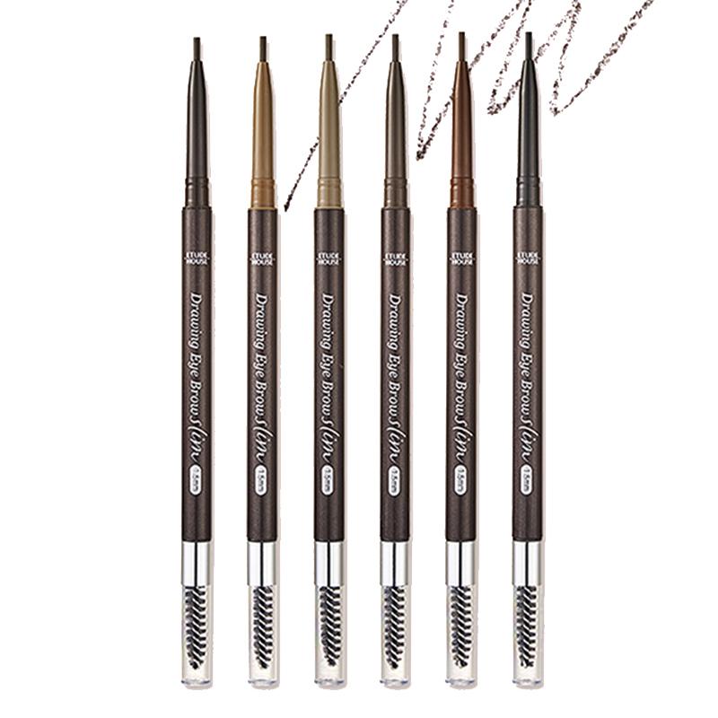 [ETUDE HOUSE] Drawing Slim Eyebrow 1.5mm 6 Color 0.05g (Weight : 12g) (해외배송 가능상품)